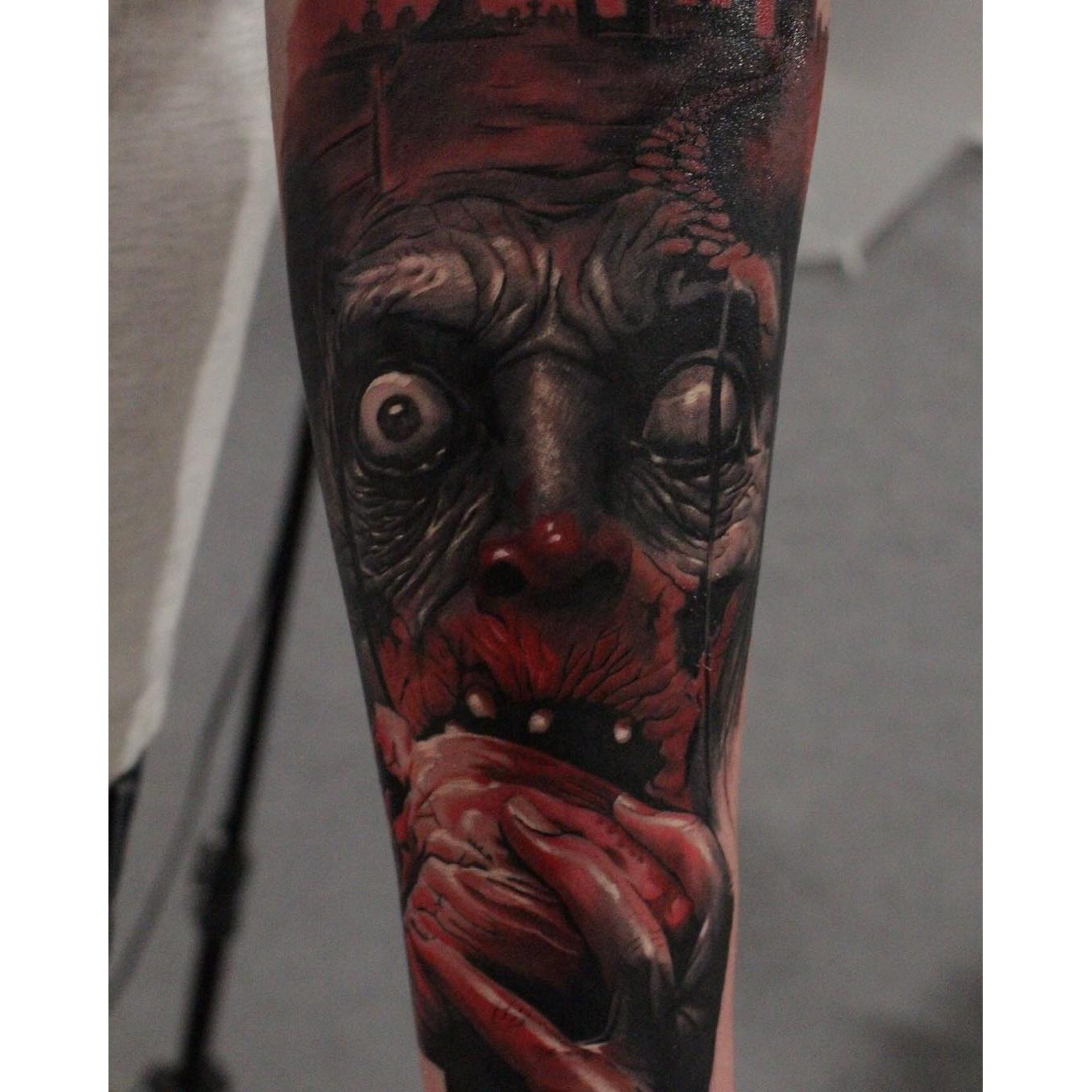 Ash higham tattoo find the best tattoo artists anywhere for Ashes in tattoo ink