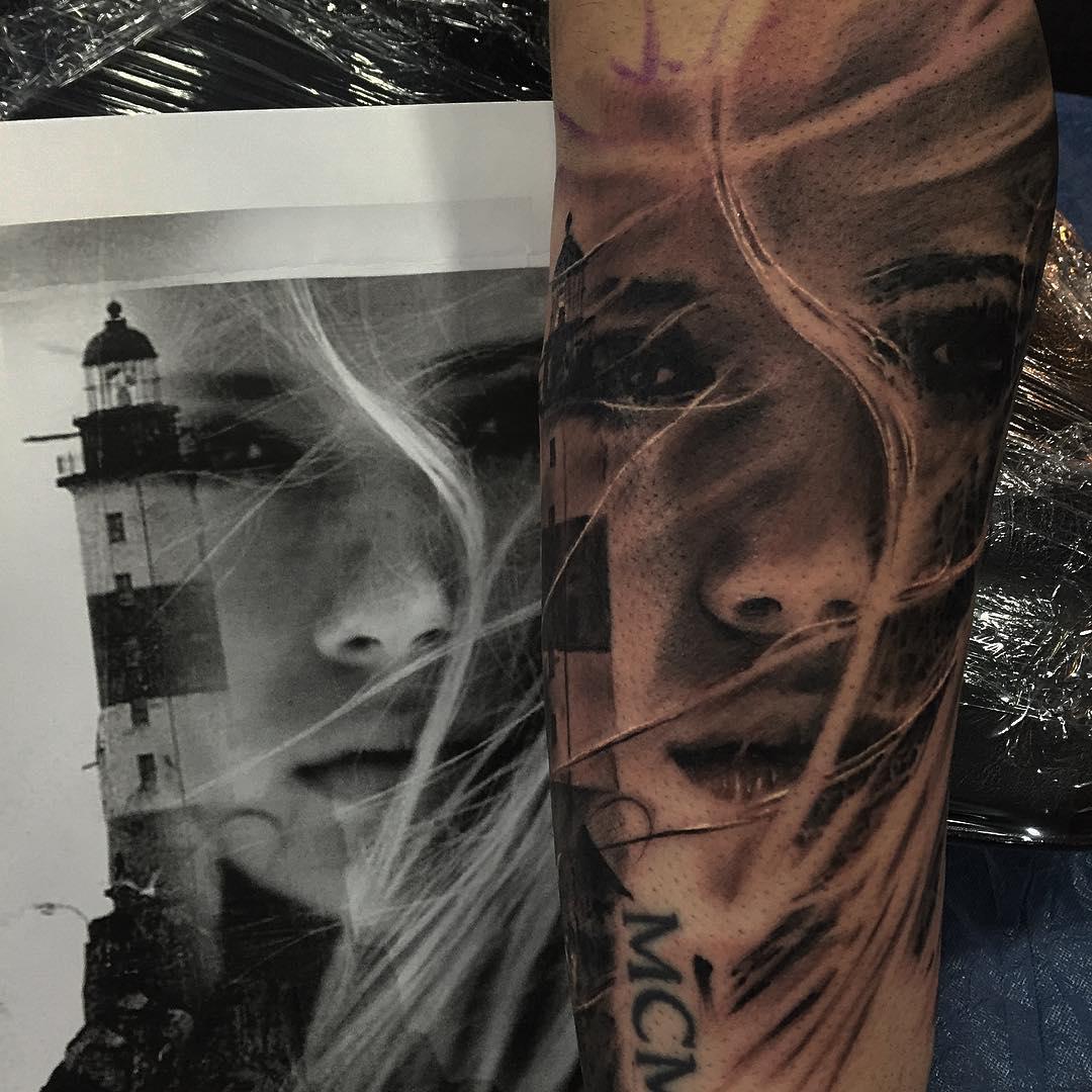 Find Tattoo Artist: Ezequiel Samuraii Tattoo- Find The Best Tattoo Artists