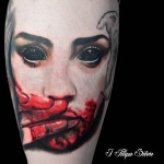 I. Filipa Silva Tattoo