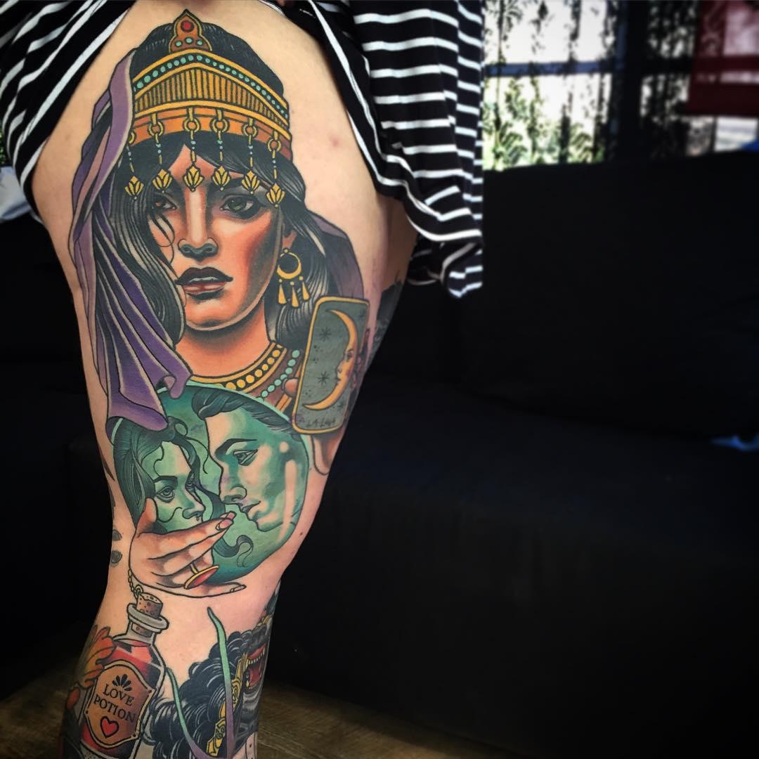 Sam clark tattoo find the best tattoo artists anywhere for Tattoo shops salem nh