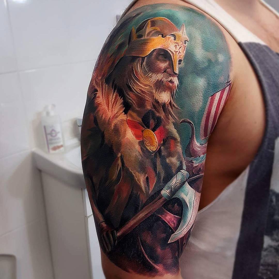 Find Tattoo Artist: Andrzej Niuniek Misztal Tattoo- Find The Best Tattoo