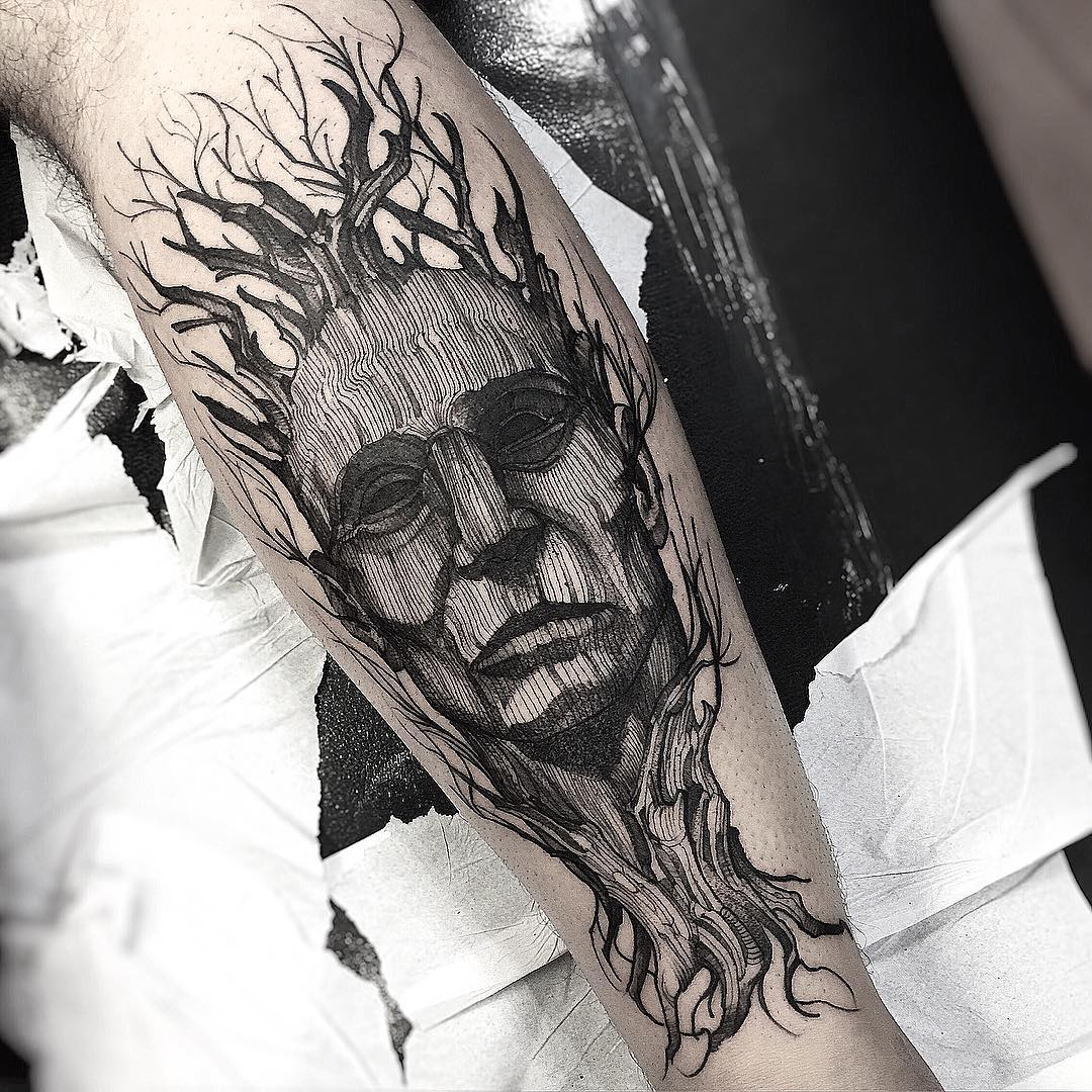 Fredao oliveira tattoo find the best tattoo artists for Black and white tattoo artists
