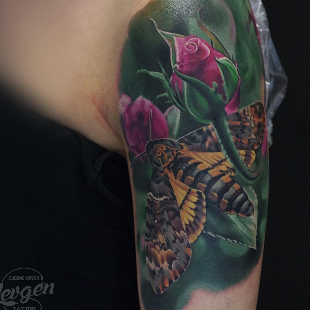 levgen eugene knysh tattoo  find the best tattoo artists