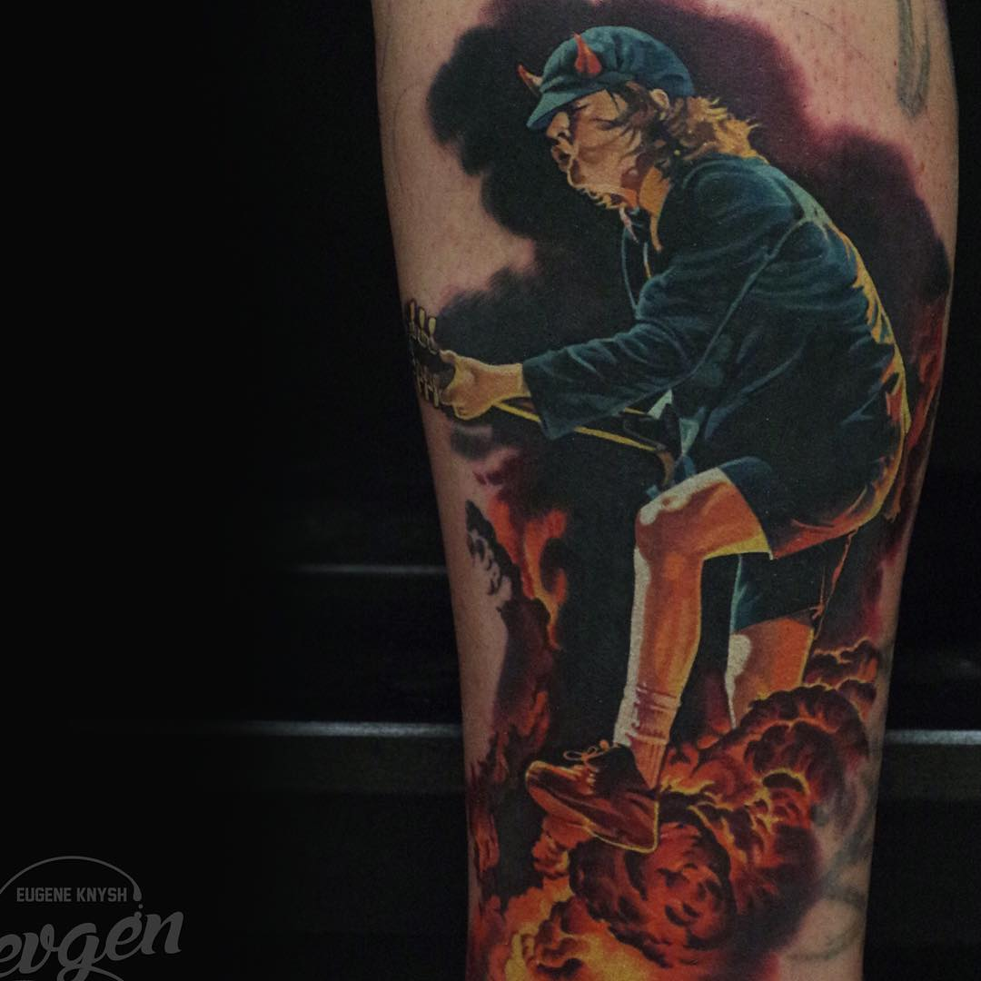 Levgen Eugene Knysh Tattoo Find The Best Tattoo Artists Anywhere In The World