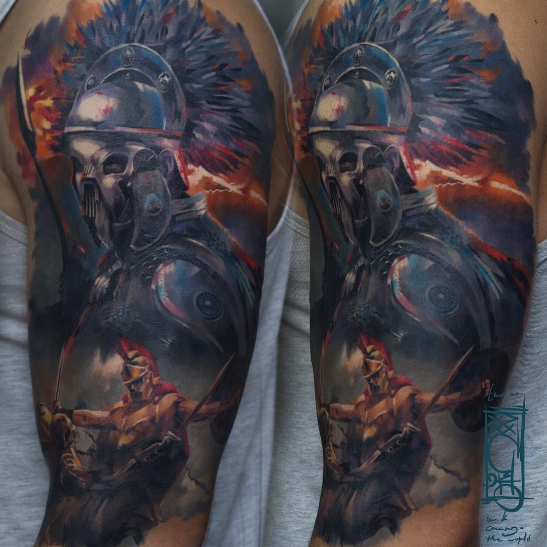 Tymur denysenko tattoo find the best tattoo artists for Empire ink tattoo