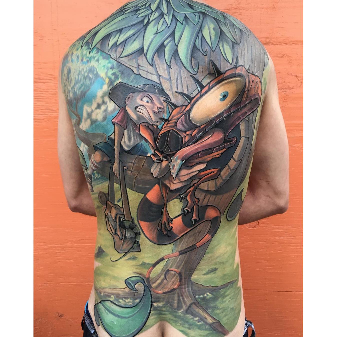 Frank la natra tattoo find the best tattoo artists for Best tattoo parlors in the us