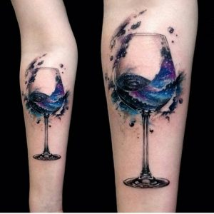 watercolour-tattoos-by-vt_tattoo-wine-glass